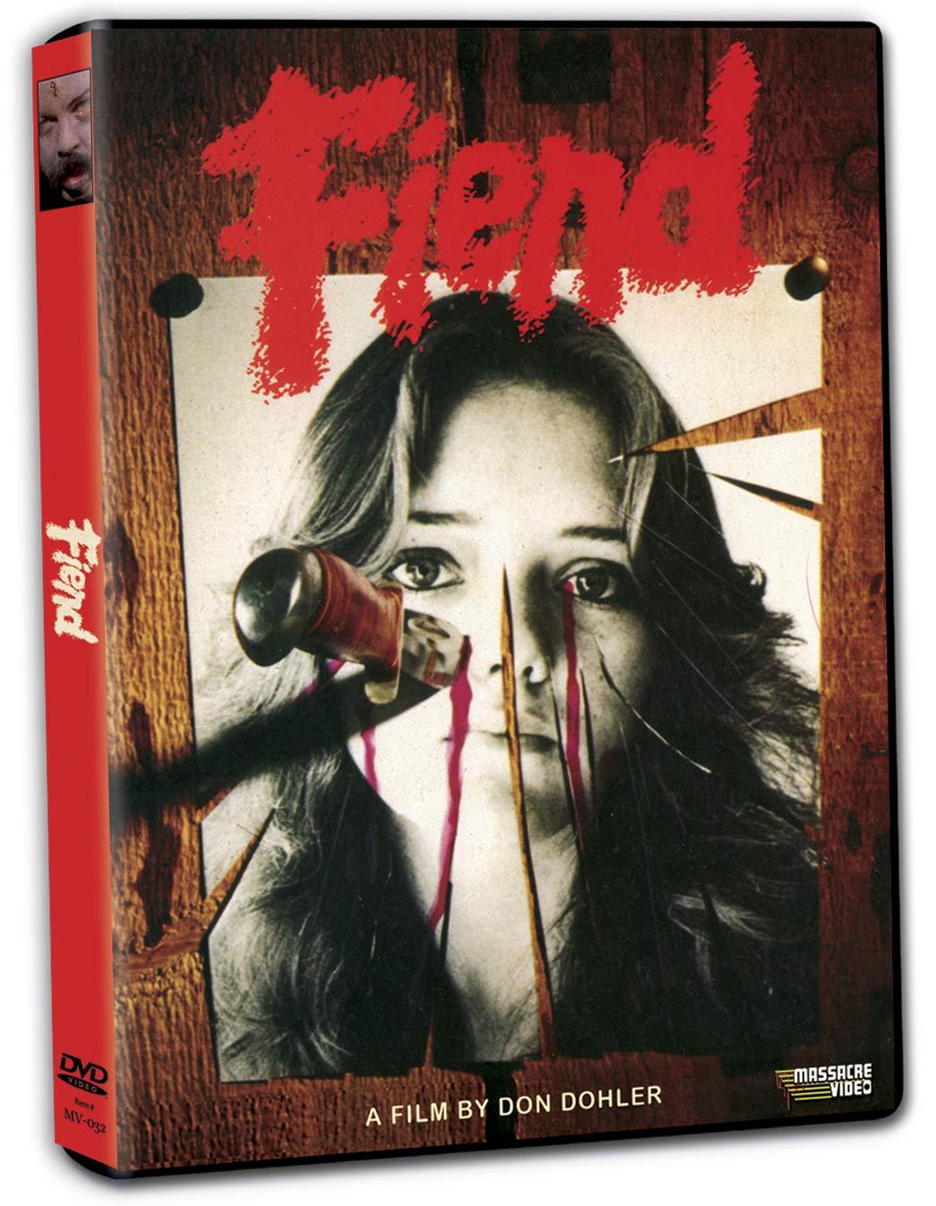 DVD : Fiend (DVD)