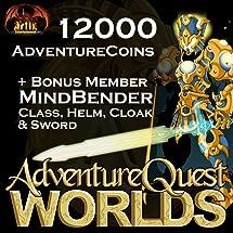 adventure quest accounts