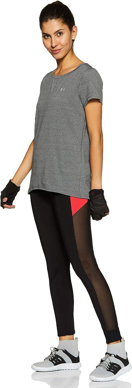 Under Armour Damen kurz/ärmelig HeatGear Armour Short Sleeve