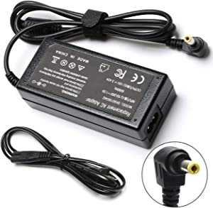 New Laptop AC Adapter Charger for Toshiba Satellite c55 c855 s55 l655 c75d l775 c655 s55t c55-a c55 -a5302 c55d L55d P50 s70 c655 c675 c855d L305 PA3714u-1aca P75-A7200 Supply Cord 65W