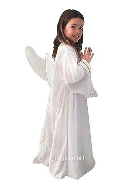 Atosa - Disfraz de Angel niños/as t-3