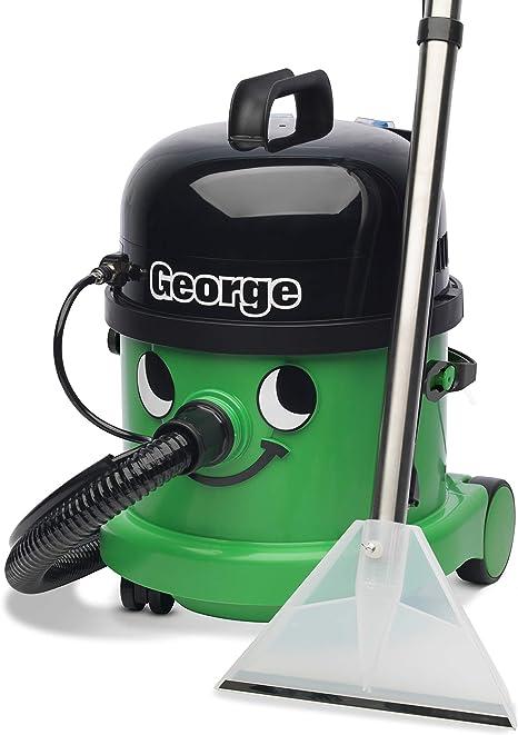 Henry George Wet and Dry Vacuum, 15 Litre, 1060 Watt, Green: Amazon.co.uk: Kitchen & Home