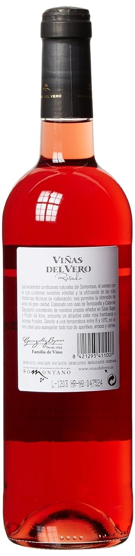 Viñas Del Vero Merlot Colección - Vino D.O. Somontano - 3 Botellas de 750 ml - Total : 2250 ml: Amazon.es: Alimentación y bebidas