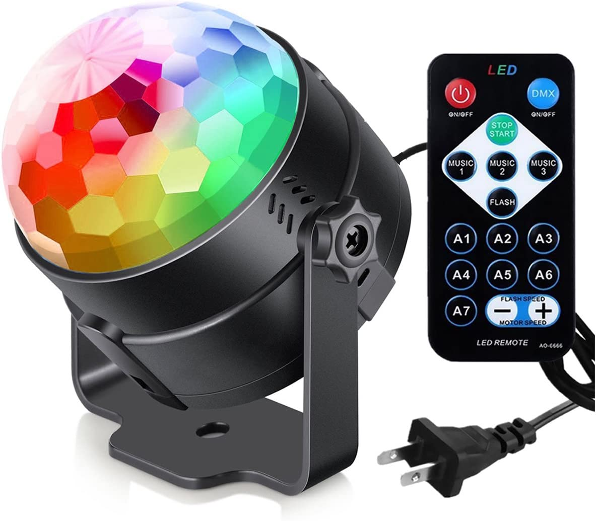 RGB Disco Ball