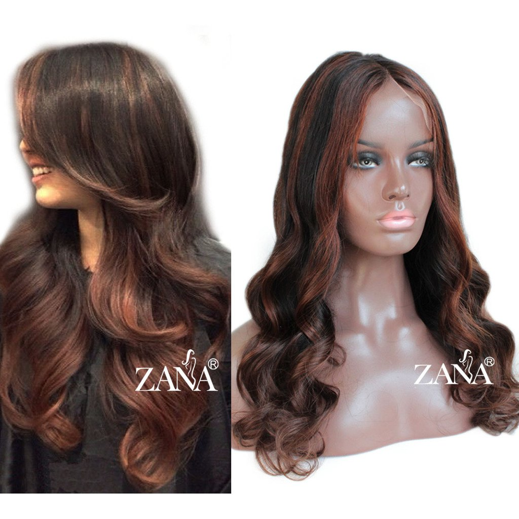 Amazon.com : ZANA Body Wave Brazilian Remy