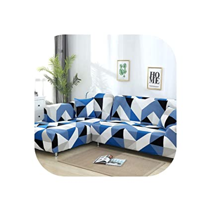 Brilliant Amazon Com Fat Sheep L Shaped Sofa Cover Stretch Sectional Spiritservingveterans Wood Chair Design Ideas Spiritservingveteransorg