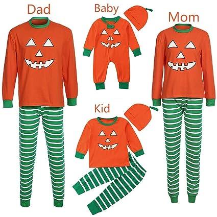 5e8db59e894 Amazon.com   Iusun Family Pajamas Matching Sets