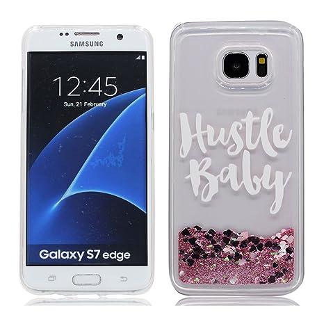 EarthNanLiuPowerTu Samsung Galaxy S7 Edge Carcasa, Serie de ...