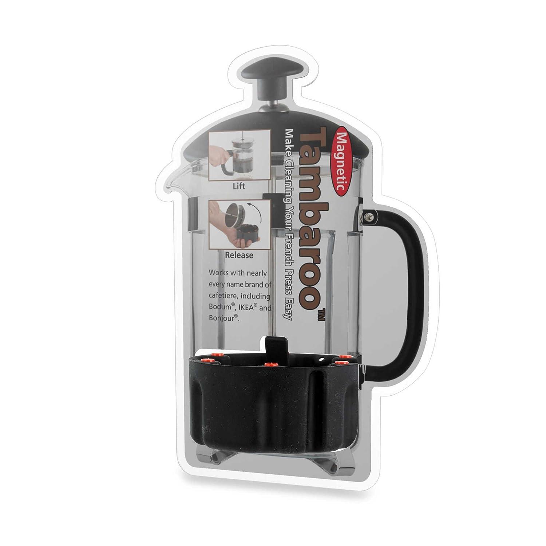 Magnético tambaroo cafetera prensa limpiador: Amazon.es: Hogar
