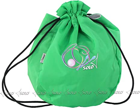 Solo Rhythmic - Soporte para balón de Gimnasia (cálido), Verde ...