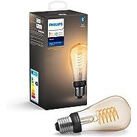 Philips HueW Filament Ampul ST64 E27 Sarı Işık Bluetooth Özellikli