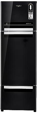 Whirlpool 260 L Frost Free Multi-Door Refrigerator(FP 283D Protton Roy, Caviar Black)