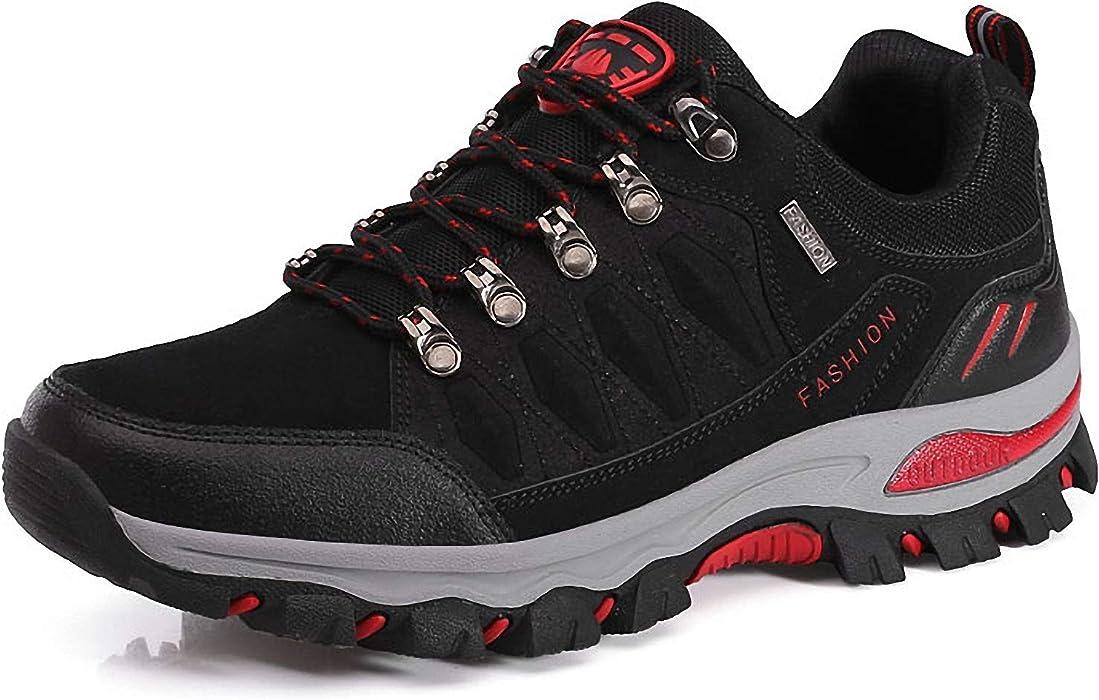 4477da878afc0 Amazon.com: ZHENZHONG Women's Trail Hiking Shoes Trekking Mountain ...