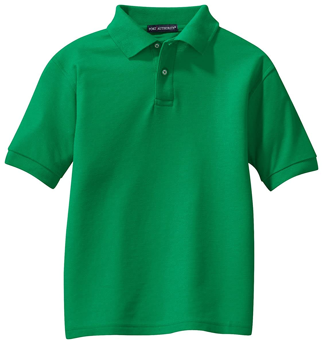 Port Authority Youth Silk Touch Polo Y500