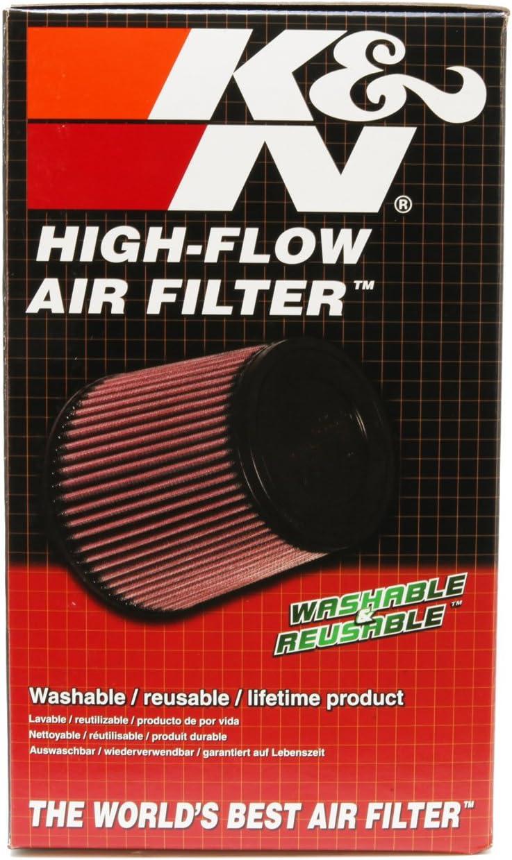 08/ POWERSPORTS Air Filter ya-6602/K /& N Ersatz-Luftfilter f/ür Yamaha YFM660/Grizzly 02