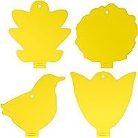 TwinterS Gelbsticker Gelbtafel Gelbstecker Fliegenfalle