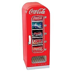 Corona COCA COLA Retro 10-CAN Vending Fridge