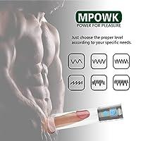 SeSeFaDou Men Pênīs Pump Electric Vacuum Massager Tool Recharge Pênīsextender Enhancer...