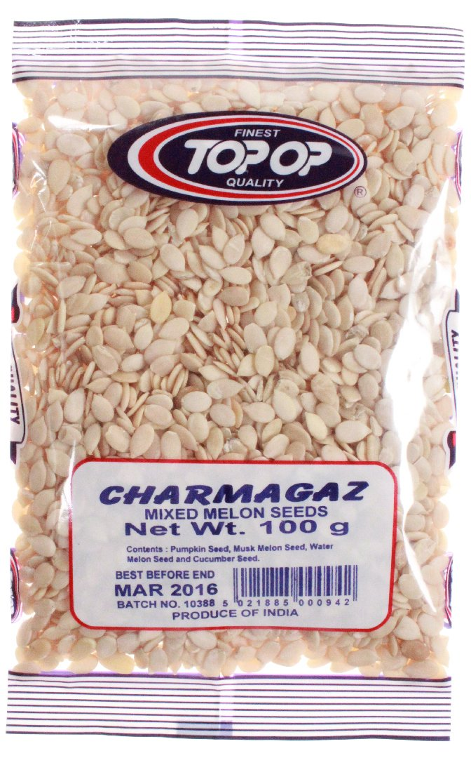 Top-Op Char Magaz (Mixed Seeds) 100g