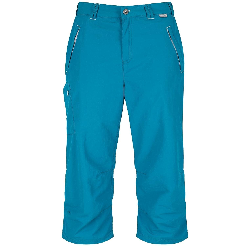 Regatta Great Outdoors Womens//Ladies Chaska 3//4 Capri Shorts