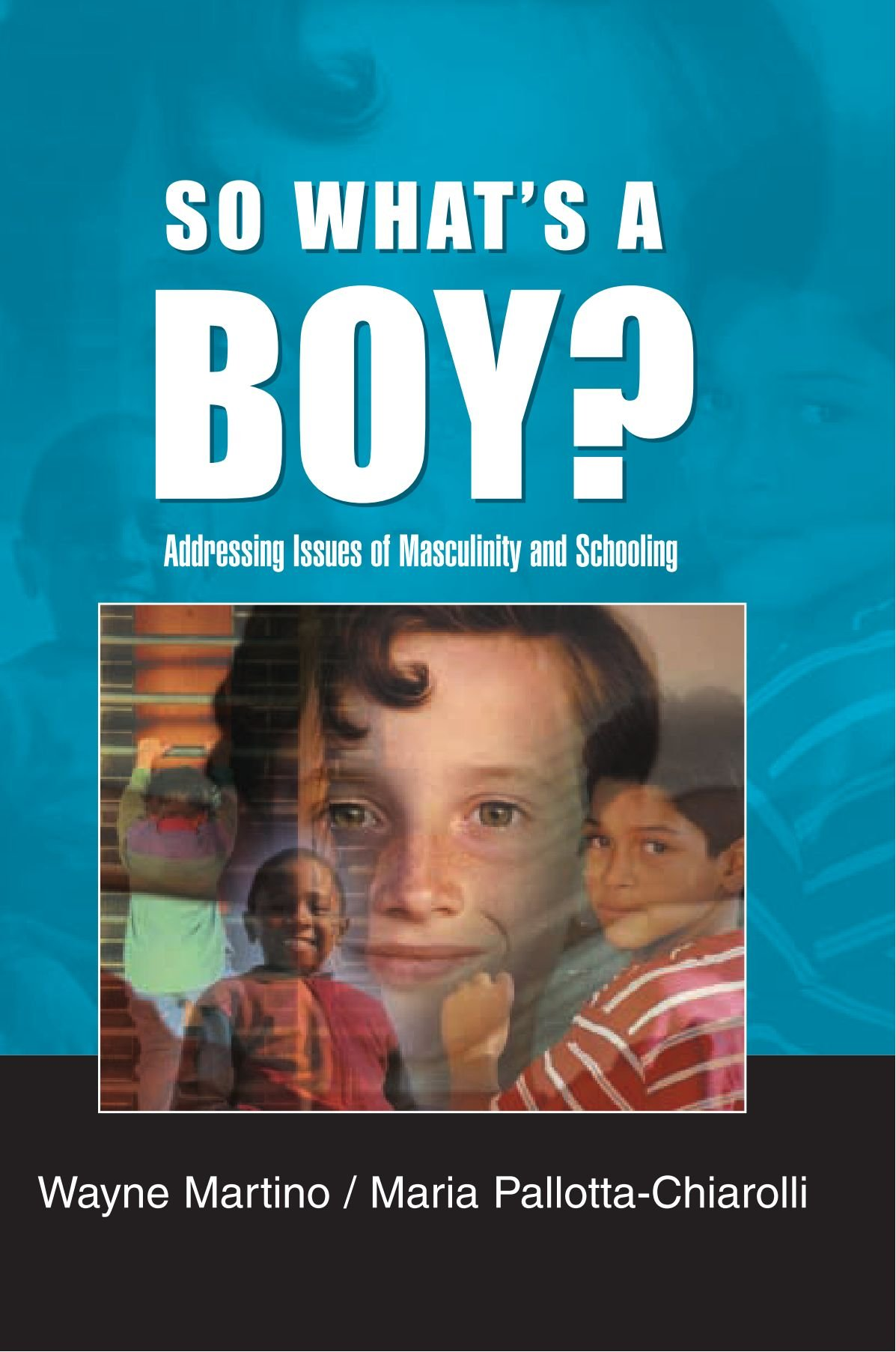 Download So What's a Boy?: Addressing Issues of Masculinity and Schooling pdf