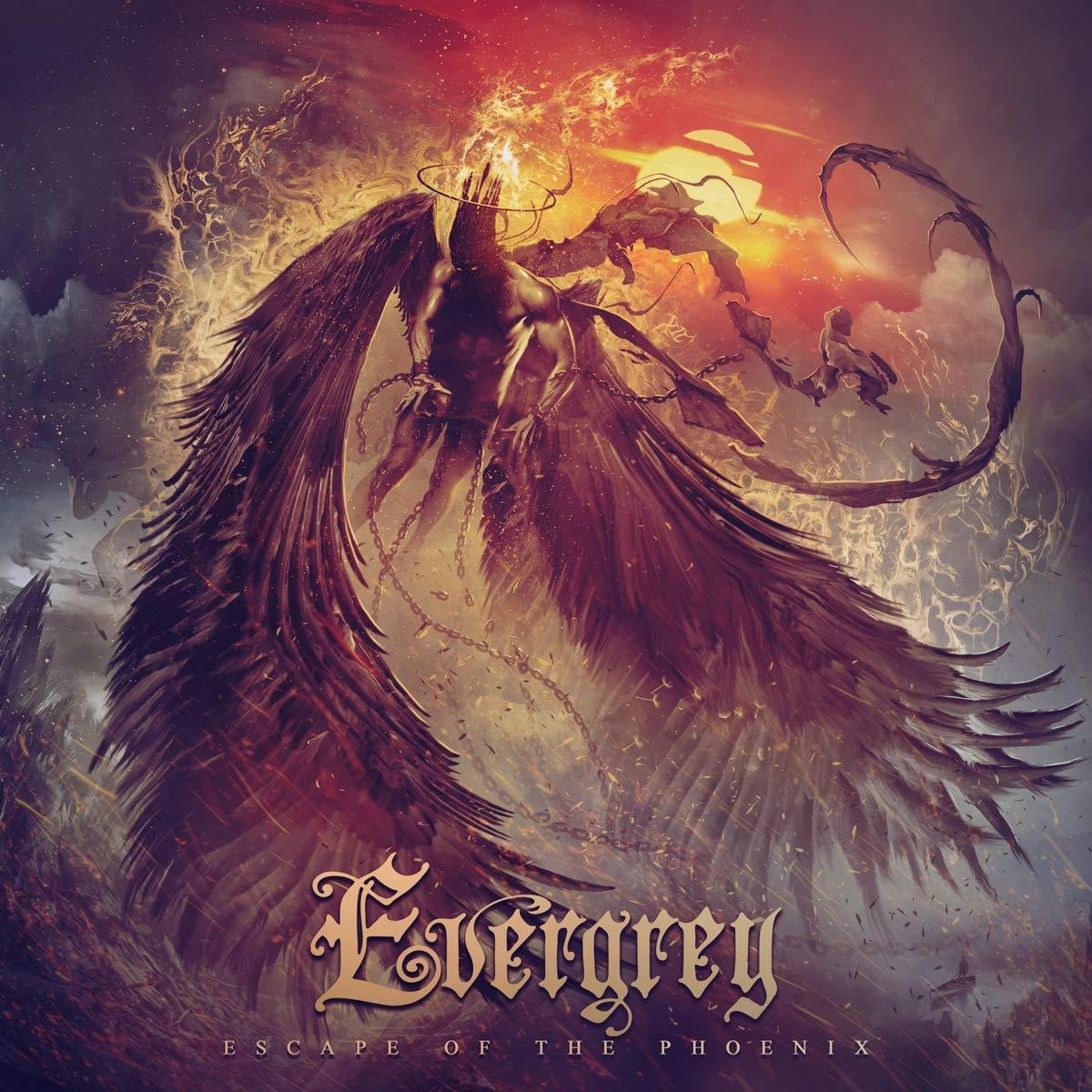 Αποτέλεσμα εικόνας για Evergrey - Escape Of The Phoenix