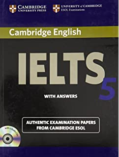 Buy Camb Ielts 1: Self - Study Edition with 2 Audio CDs