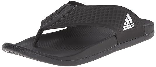 huge selection of a8ede 22b48 Amazon.com  adidas Mens Shoes  Adilette CF+ Y Slide Sandals WhiteBlack,  ((8 M US)  Sandals