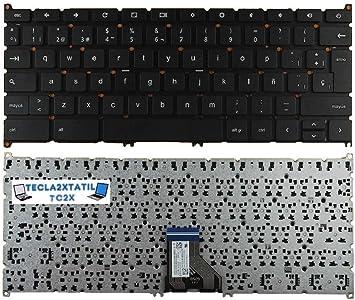 Teclado para PORTATIL Acer C720-29552G01aii Chromebook EN ...
