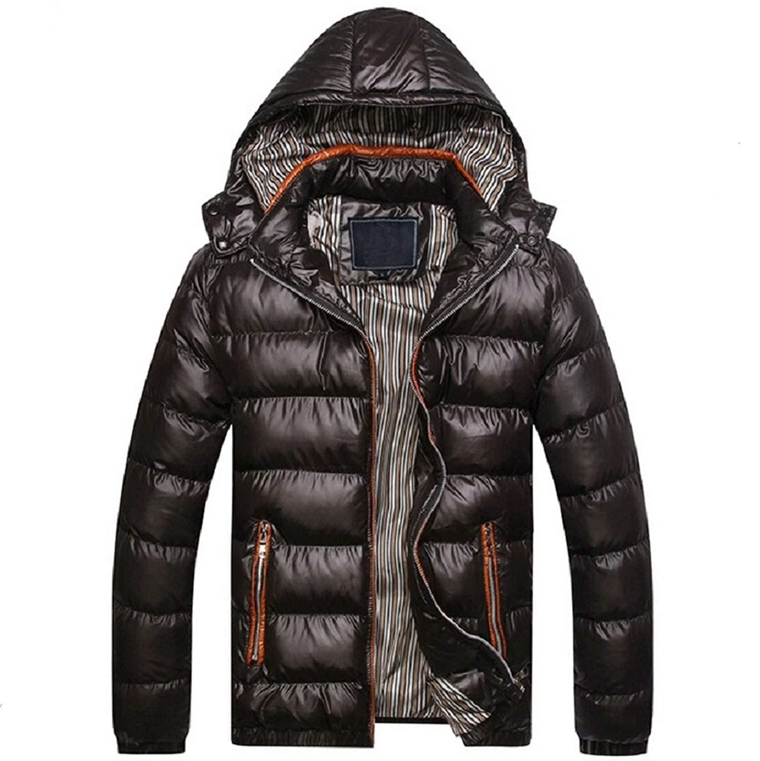 cant be satisfied Men Jacket Warm Coat Sportsoutdoor ...