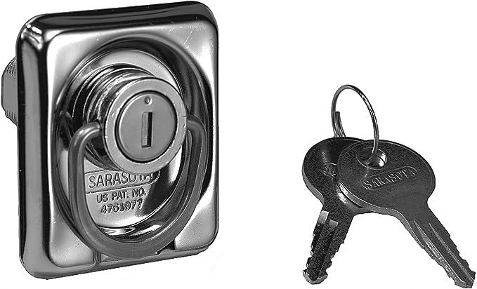 Sarasota Quality Products LA800 Thumb Turn Latch