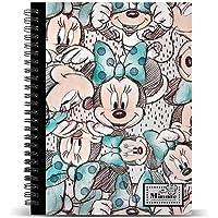 Disney- Libretas y Cuadernos, Multicolor (Karactermania KM-37567)