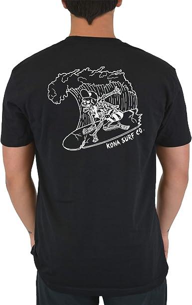 Wave of The Dead Boys LS Shirt KONA SURF CO