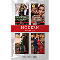 Modern Box Set 5-8 Nov 2021/The Bride He Stole for Christmas/Bound by Her Shocking Secret/The Billionaire's Proposition…