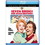 Seven Brides for Seven Brothers (1954) [Blu-ray]