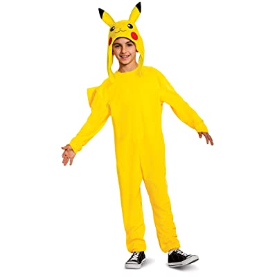 Disguise Pikachu Pokemon Deluxe Costume: Toys & Games