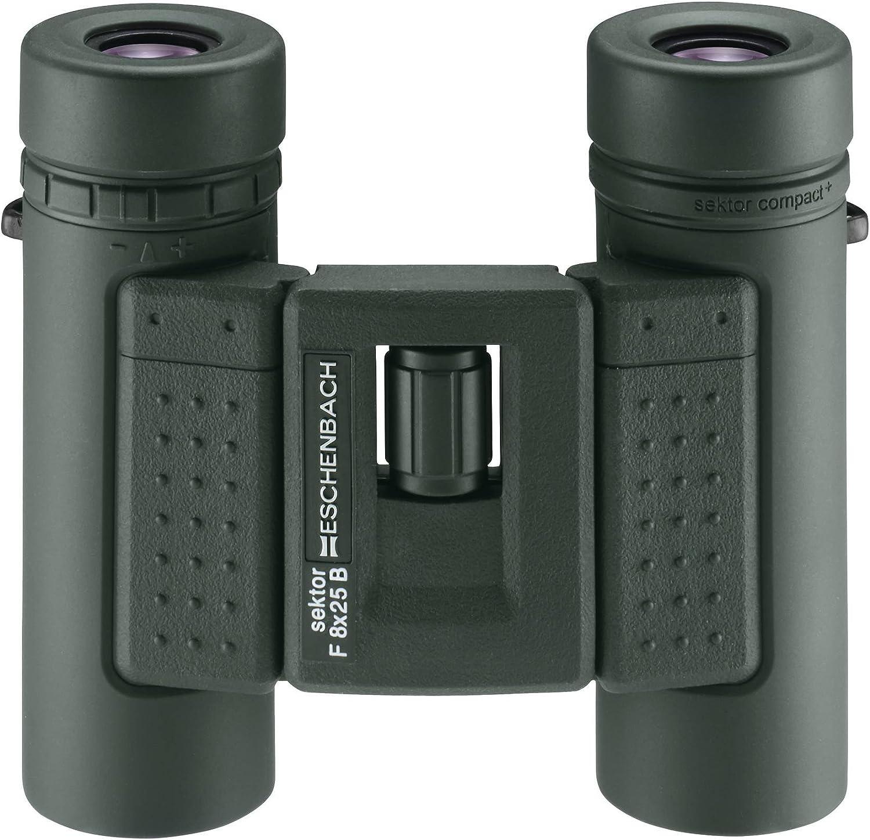 Eschenbach Sektor F 8×25 Waterproof Compact Binoculars for Bird Watching