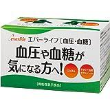 エバーライフ [血圧・血糖] 60粒 (約1ヶ月分) 機能性表示食品 サプリメント