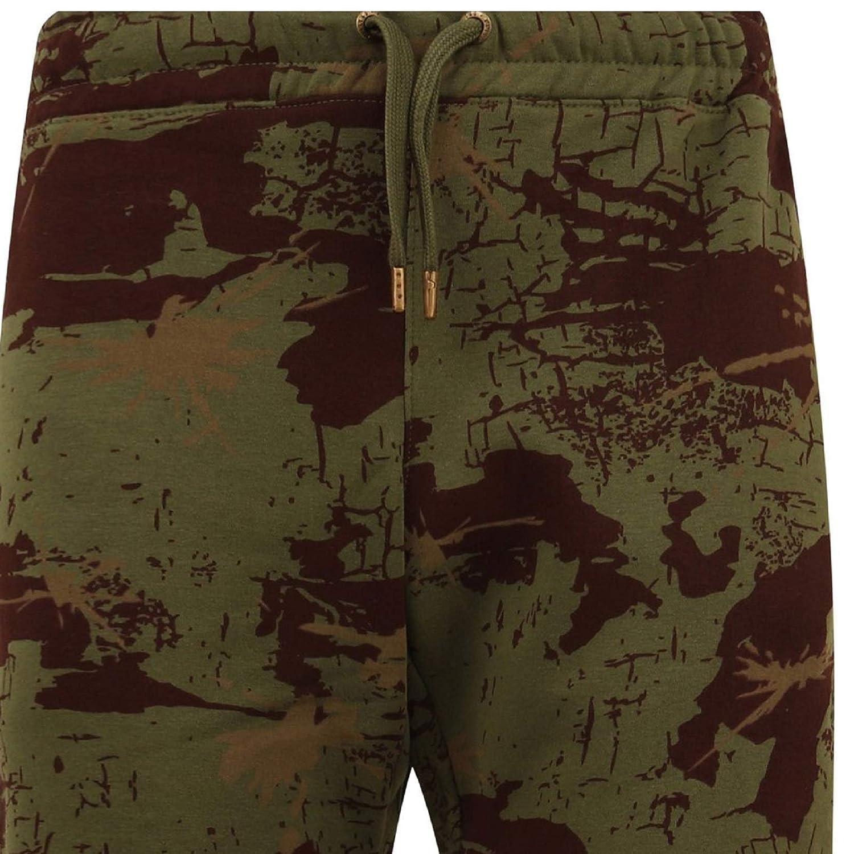 Navitas Camo Jogga Pantaloni da Jogging da Uomo per Pesca Mimetica Comodi Pantaloni da Jogging Caldi