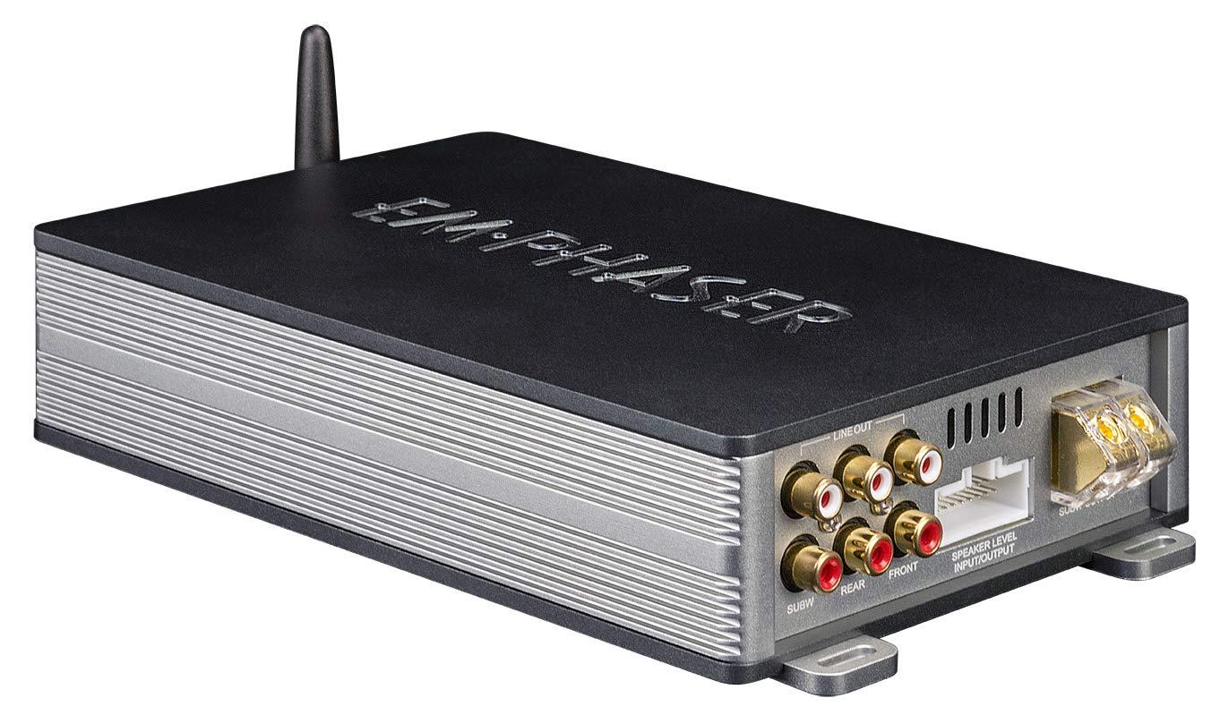 EMPHASER EMPHASER EA-D500 - B07MCL8B8R BluetoothオーディオストリーミングおよびAndroidまたはiOSスマートフォン制御を備えたDSP 5チャンネルデジタルアンプ - B07MCL8B8R, アイチグン:7aeadf95 --- fifthelement.store