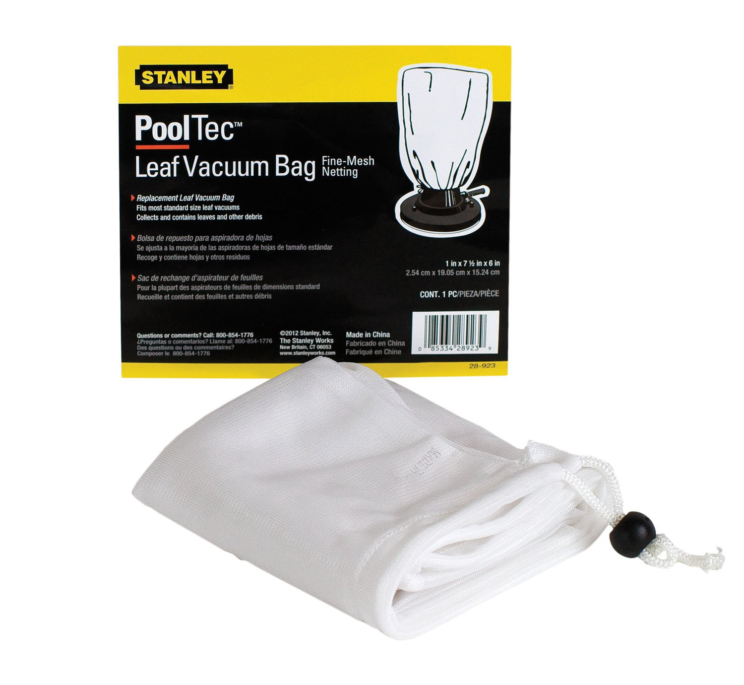 Amazon Stanley 28923 Leaf Vacuum Bag Garden Outdoor