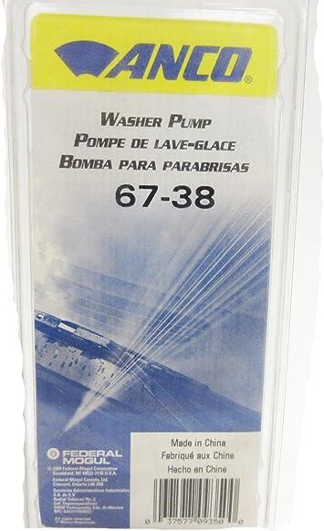 ANCO 67-29 Windshield Washer Pump