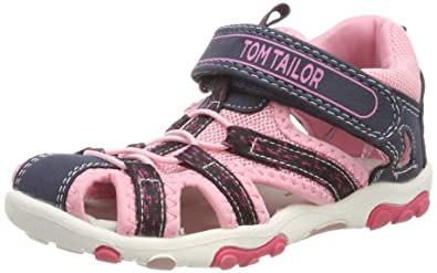 reputable site 2669b 15f52 TOM TAILOR Unisex-Kinder 6972801 Sport Sandalen: Amazon.de ...