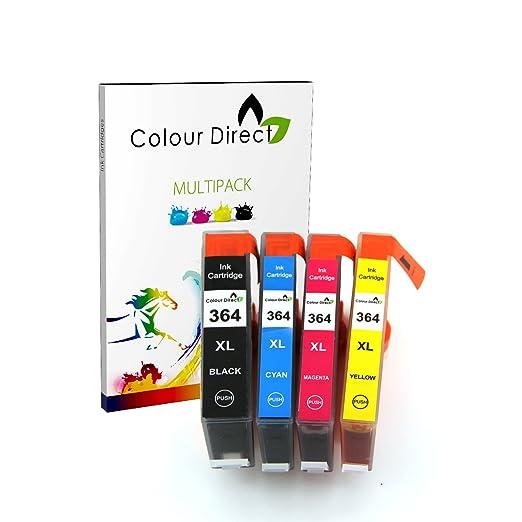 32 opinioni per 4 X Colour Direct cartucce d'inchiostro