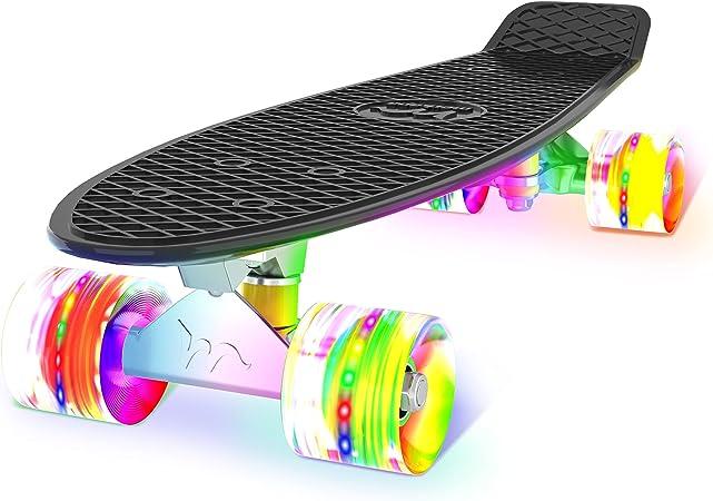 Details about  /Kids Skateboard Wheels Speed Skates Longboard Mountainboard Scooter Wheels
