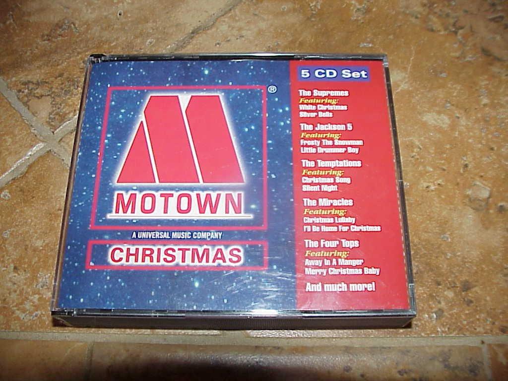Motown Christmas 50-All Time Favorites