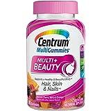 Centrum 善存 MultiGummies 复合维生素/多种矿物质 营养补充软糖(90粒,天然樱桃,浆果,橙子味)
