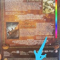 Pack Furia De Titanes + Ira De Titanes (Pack 2D + 3D ...