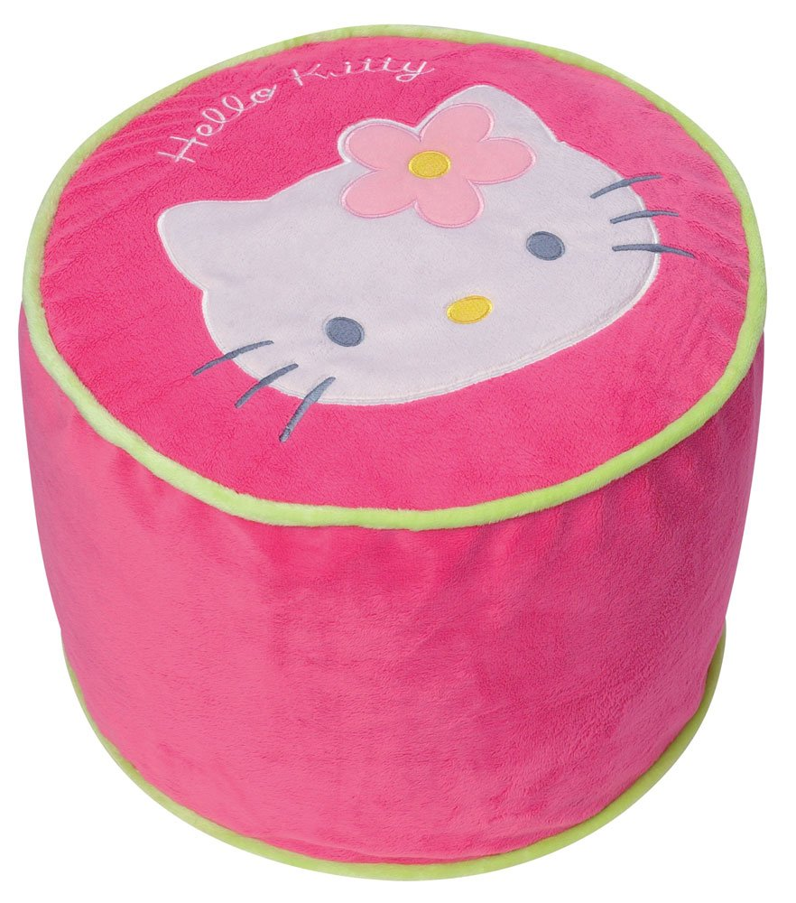 FUN HOUSE Hello Kitty - 711188 - Ameublement et DÃcoration - Pouf Gonflable