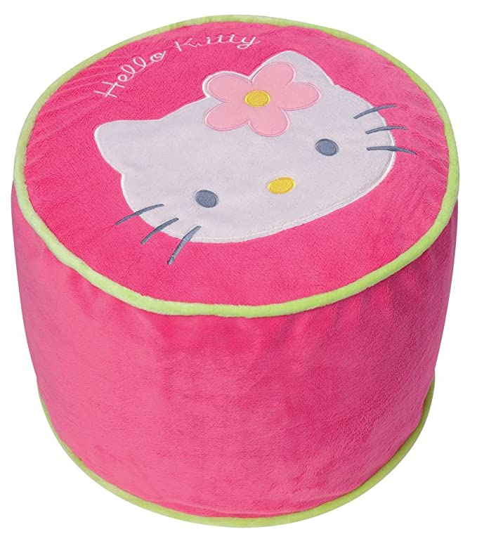 Hello Kitty 711188 - Puf Hinchable, diseño: Amazon.es: Juguetes y ...